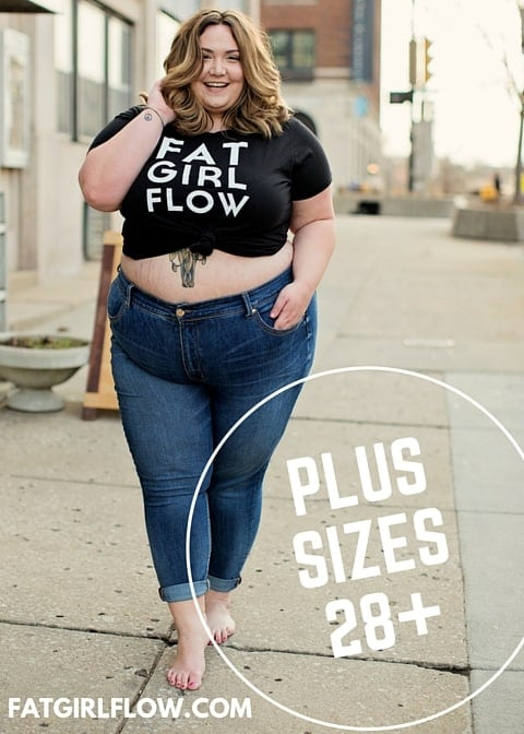 Where To Shop For Plus Size Clothing 28 and Up