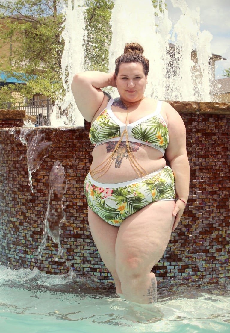 picture of a fat woman  503056