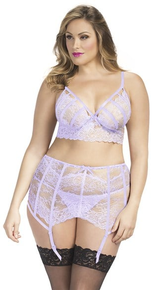 Where To Shop For Plus Size Lingerie // Fatgirlflow.com