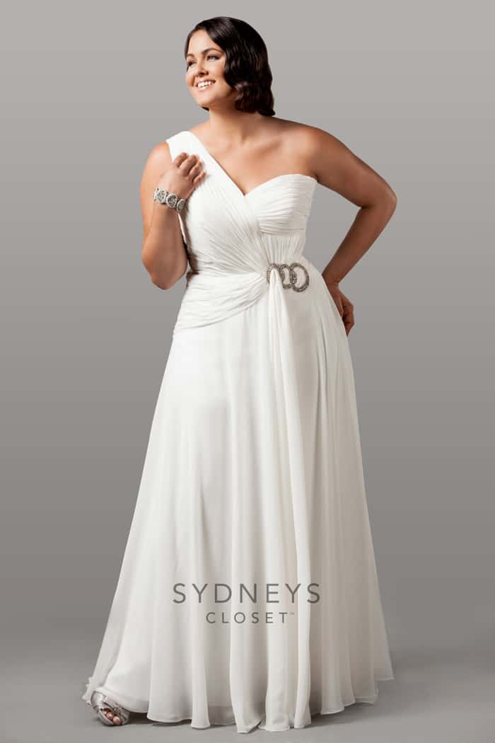 Where To Shop For The Plus Size Bride