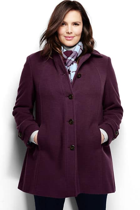 PLUS SIZE COATS up to size 34