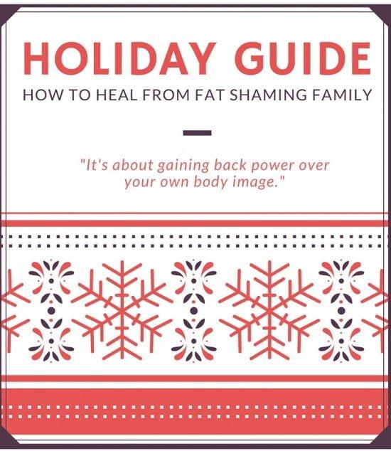 fat shaming, healing,