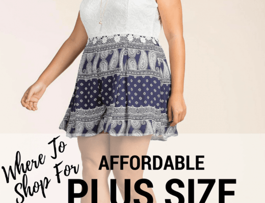 Where To Find Affordable Plus Size Clothing // Fatgirlflow.com