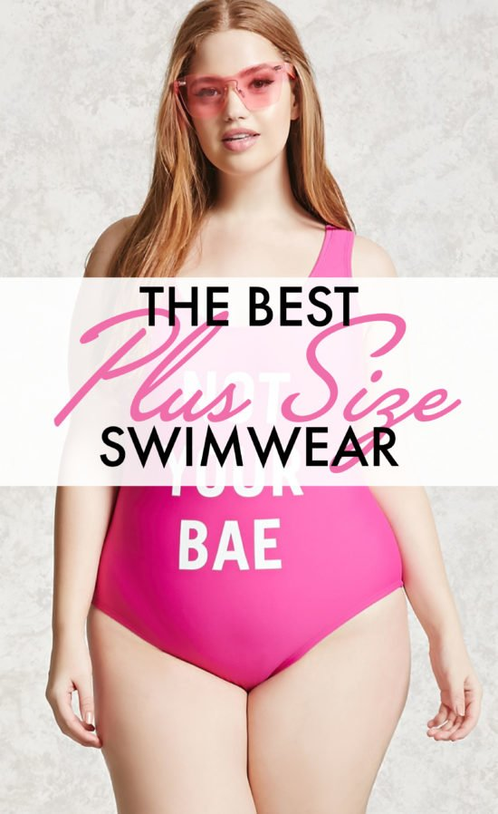 Where To Shop For Plus Size Swimwear - Fat Girl Flow