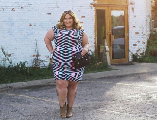 Spring Dresses with GwynnieBee.com // Fatgirlflow.com