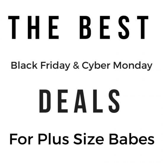 Deals // Fatgirlflow.com