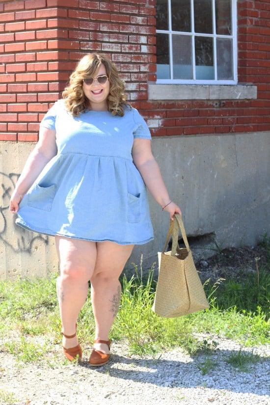 Plus Size Babydolls || www.fatgirlflow.com