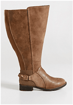 Their Wide Calf Boots Go Up To A Generous 21 Inches And Almost All Of Them Have Panel Stretch Material On As Well Foot Sizes Size 12