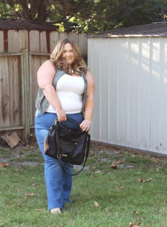 Plus Size Fall Clothing // www.fatgirlflow.com