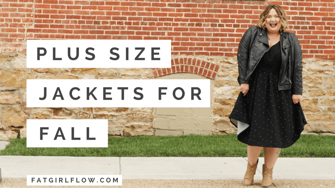 Plus Size Jackets For Fall Fatgirlflow