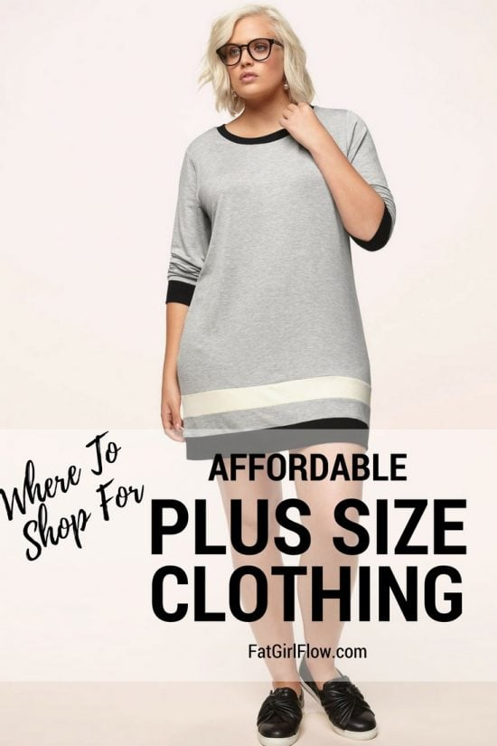 cheap plus size clothing stores - fatgirlflow