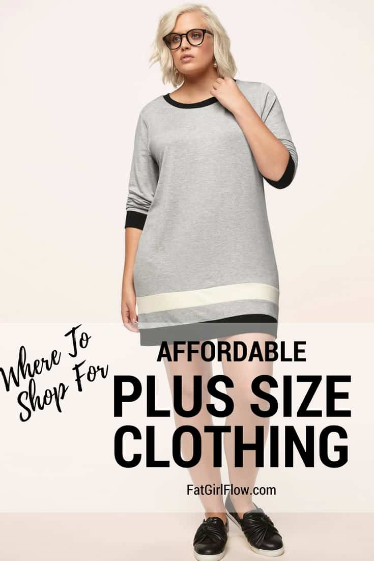 Affordable Plus Size Womens Clothing Fatgirlflow Com