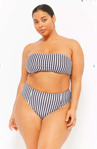 Sexy teen plus size swim suits