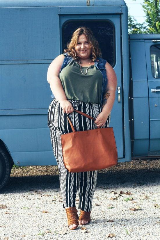 Fancy Plus Size Pants Fat Girl Flow